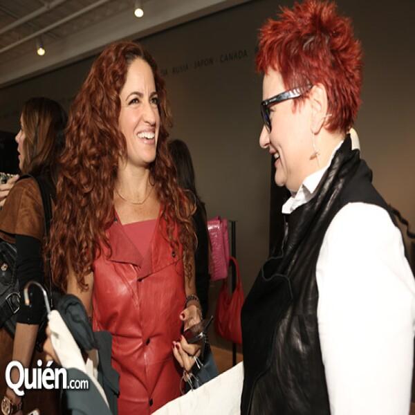 Alejandra Ibarguengoytia y Nilgun Gulen