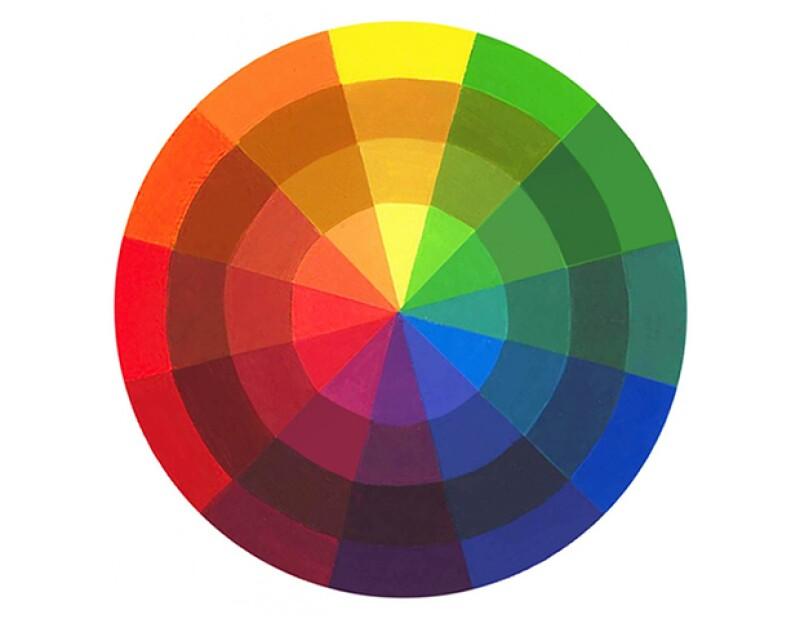 Evita el rojo en superficies grandes y aprovecha los colores terrosos para más tranquilidad.