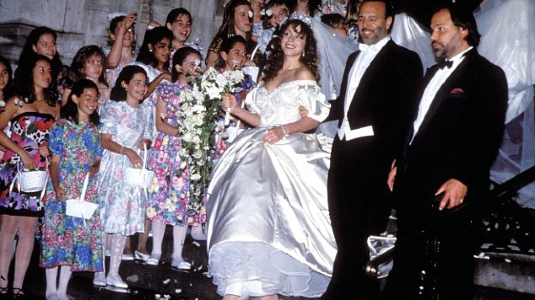 Celebridades que se casaron usando un Vera Wang