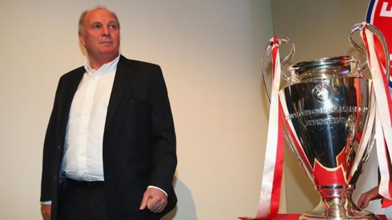 Uli Hoeness presidente del Bayern Munich