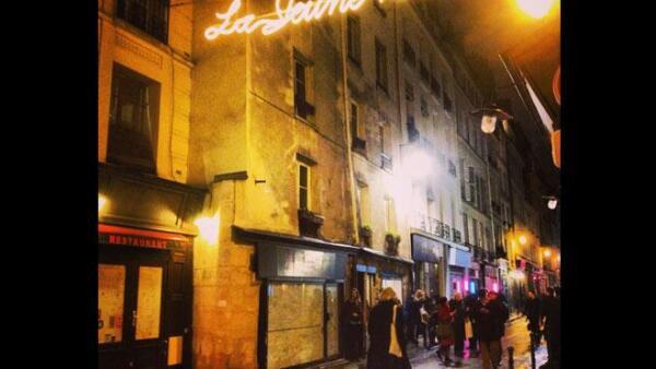 La Jeune rue, o calle Joven, la nueva zona gastron�mica de Par�s