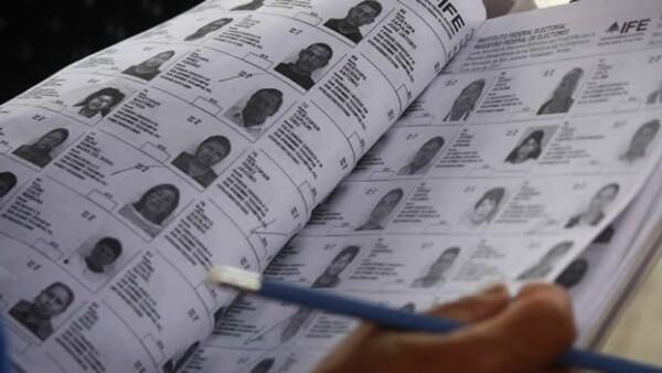 Lista de electores