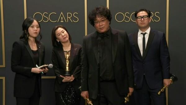Bong Joon-ho/Director Parasite/AFP