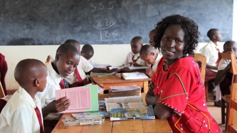 Kakenya Ntaiya Kenia Heroes