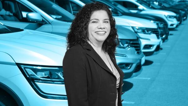 Magdalena López, presidenta y directora general de Renault en México
