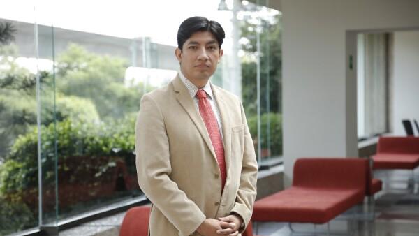 Edgar Tapia Hernández, doctor en Ingeniería Estructural e investigador académico de la Universidad Autónoma del Estado de México (UAEM)