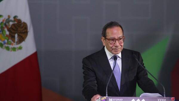 Carlos Salazar Lomelín CCE Visión México 2030