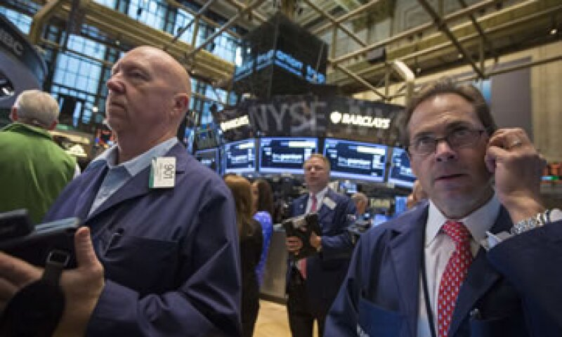El Dow cayó hasta 180 puntos en marzo tras un comentario erróneo de la presidenta de la Fed. (Foto: Reuters)