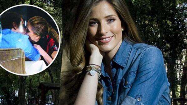 La conductora manifestó estar sumamente emocionada por casarse con su pareja Gustavo Guzmán, a quien conoció hace cinco años en un torneo de golf.