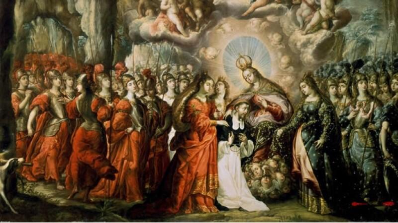 Obras maestras del barroco mexicano llegan al Louvre