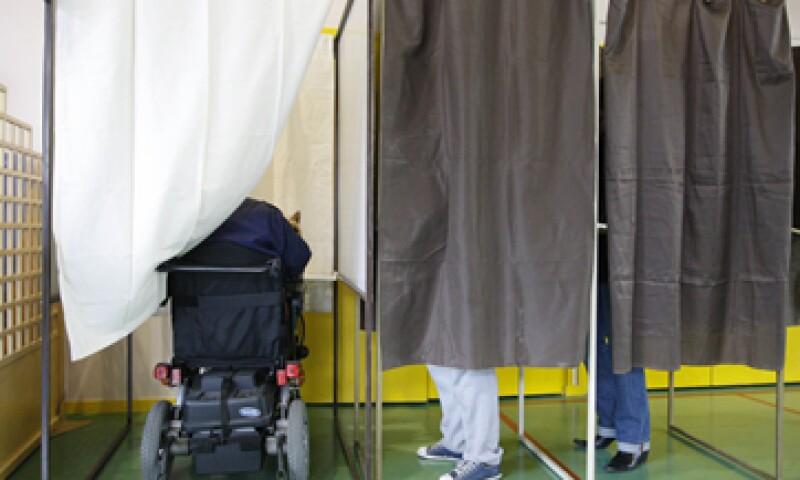 Los resultados se conocerán a las 20:00 horas locales (18:00 GMT), al cierre de todos los colegios electorales. (Foto: Reuters)