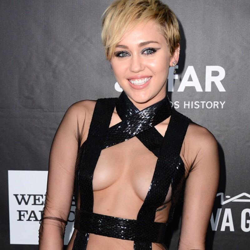 Famosas como Miley, Rihanna o Belinda no son nada tímidas al momento de lucir lo más sexy posible y este año no fue la excepción.