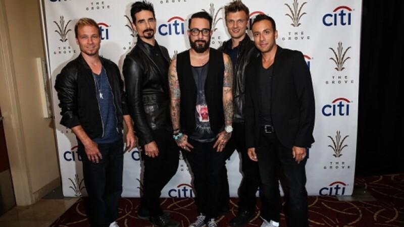 backstreet boys, 2013