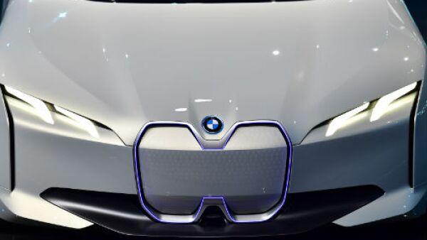 BMW el�ctrico