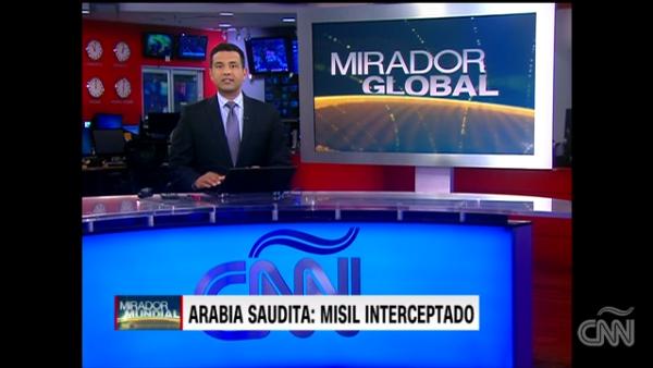 Arabia Saudita intercepta un misil balístico lanzado por Yemen