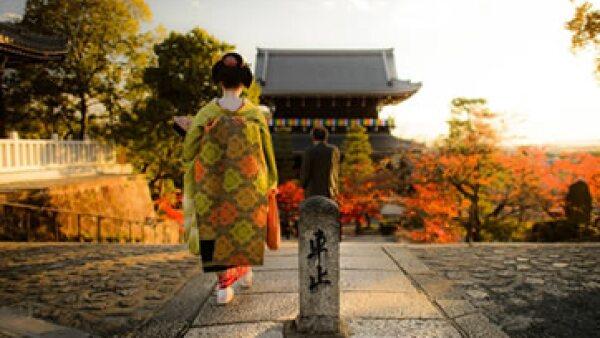 Kioto está entre los destinos populares para pasar Año Nuevo según Airbnb. (Foto: Jeffrey Friedl )
