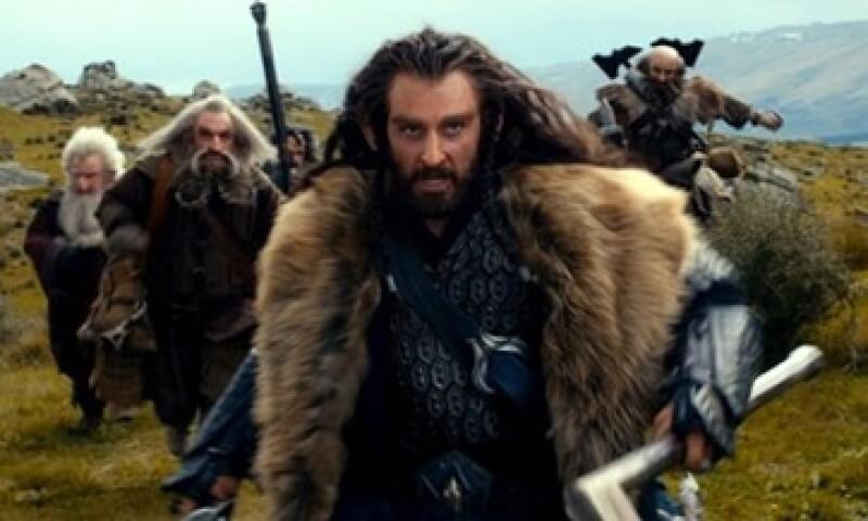 La película 'The Hobbit' superó el estreno de Avatar que reunió 77 millones de dólares. (Foto: Reuters)