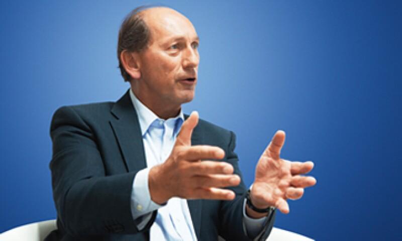 De los 35 años que Paul Bulcke lleva en Nestlé, 30 los ha trabajado en distintos países. (Foto: Simon Barber/Revista Expansión)