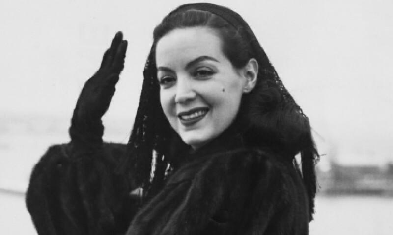 María Félix será una de las protagonistas del ciclo de cine. (Foto: Getty Images/ Archivo)