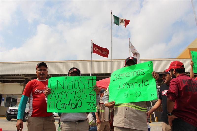 Huelga Matamoros acuerdo empresas