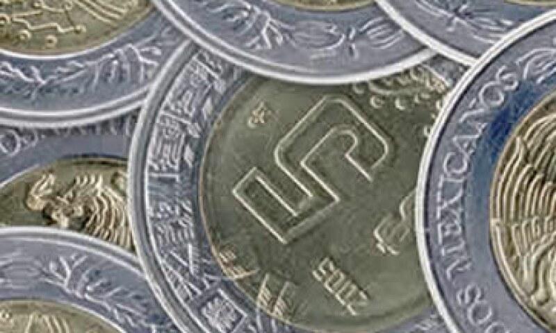El peso mexicano opera con importantes pérdidas la jornada de este martes. (Foto: Archivo)