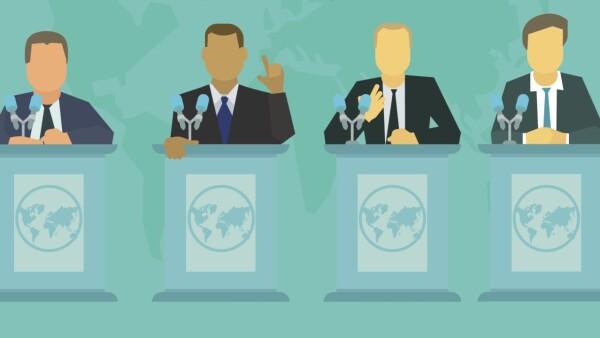 Los presidenciables tendrán que hacerle frente a estos cinco temas