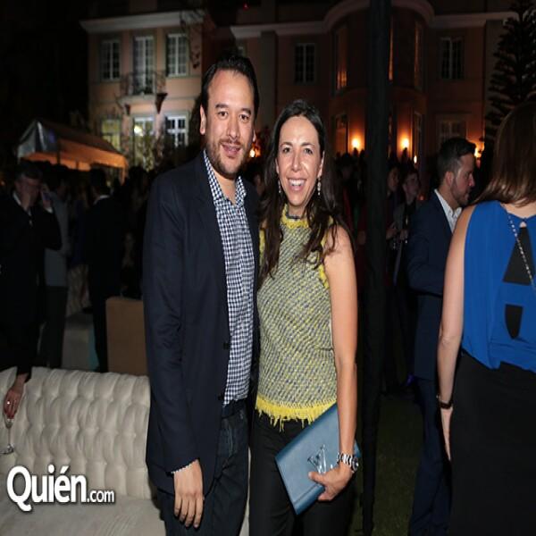Hector Pardo,Laura Manzo