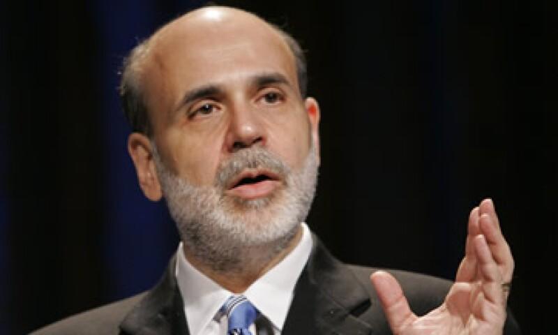 Ben Bernanke advirtió que la economía de EU se ha desacelerado en el primer semestre. (Foto: AP)