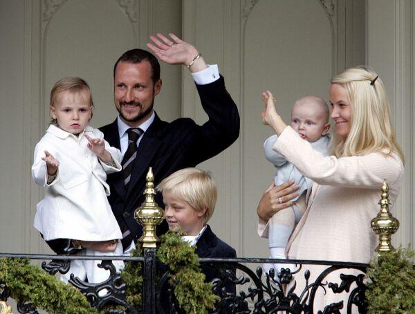 Los royals de Noruega