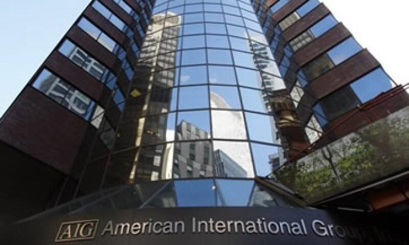 El negocio de seguros de vida de AIG registró un alza de 6% en ingresos operativos. (Foto: Reuters)