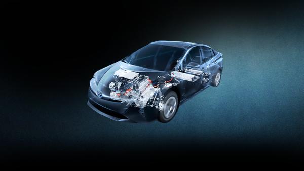 Los modelos híbridos ahorran hasta 20% más gasolina que un auto a gasolina.