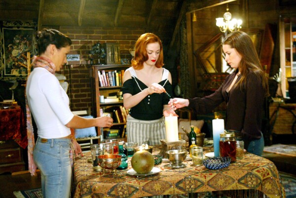 'CHARMED' TV SERIES STILLS