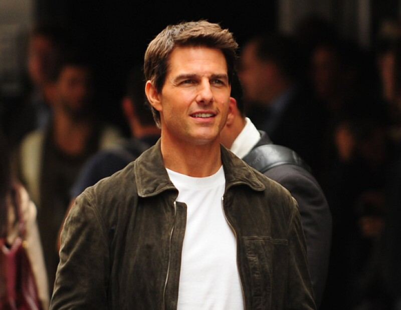 El actor estadounidense expresó que con tres hijos le es suficiente para ser un feliz padre.