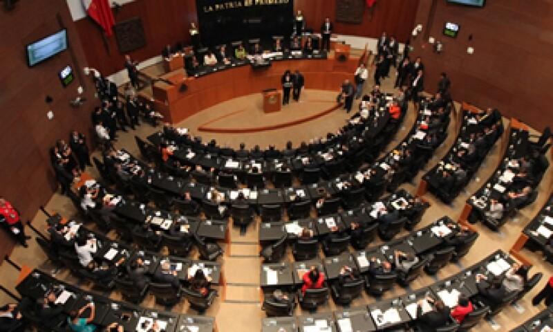 El dictamen fue aprobado por 42 votos a favor y cero en contra. (Foto: Notimex)