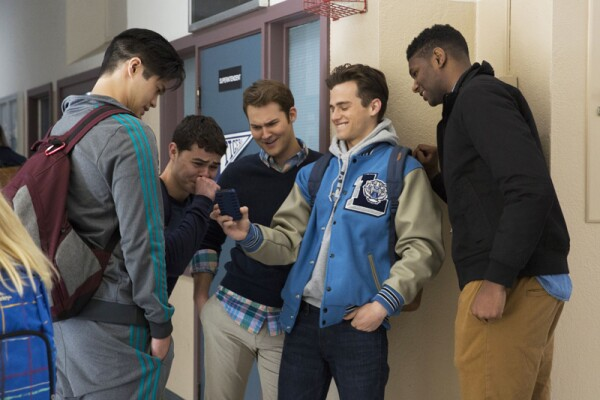 """13 Reasons Why"" TV series - 2017"