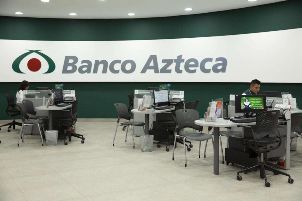 Banco Azteca aumenta su cartera 7% y eleva la morosidad a 5.1%
