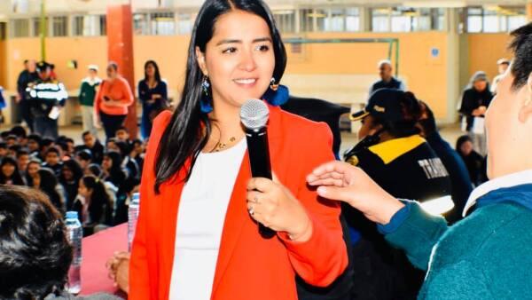 Patricia Ortiz