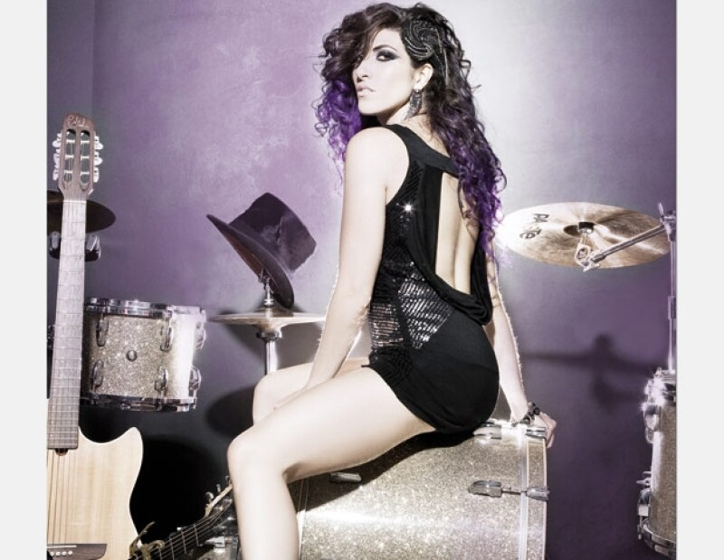 La cantante se encuentra promocionando actualmente su sencillo Nada.