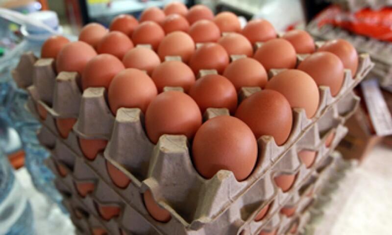 Los productores indican que el brote en las granjas de Bachoco no es de grandes dimensiones. (Foto: Getty Images)