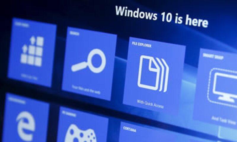 Windows 10 ha sido descargado 14 millones de veces en dos días tras su lanzamiento. (Foto: Reuters )