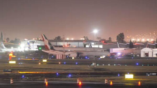 El Boeing Dreamliner 787 transportará a las comitivas presidenciales. (Foto: Cuartoscuro)