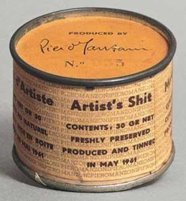 Merda d' artista