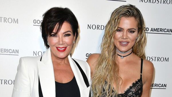 Kris Jenner Khloé Kardashian