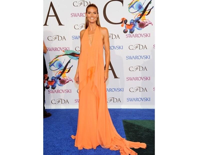 Olivia Wilde, Heidi Klum y Hilary Rhoda deslumbraron en la alfombra roja de los premios CFDA  ayer por la noche. Aquí los detalles de sus looks.