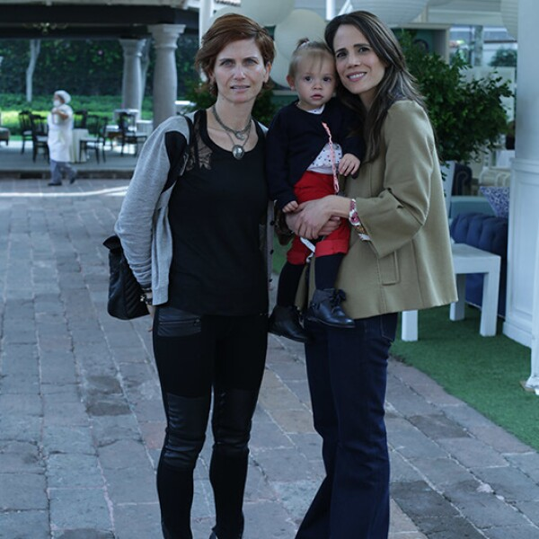 Daniela Monroy y Raquel Juan Marcos