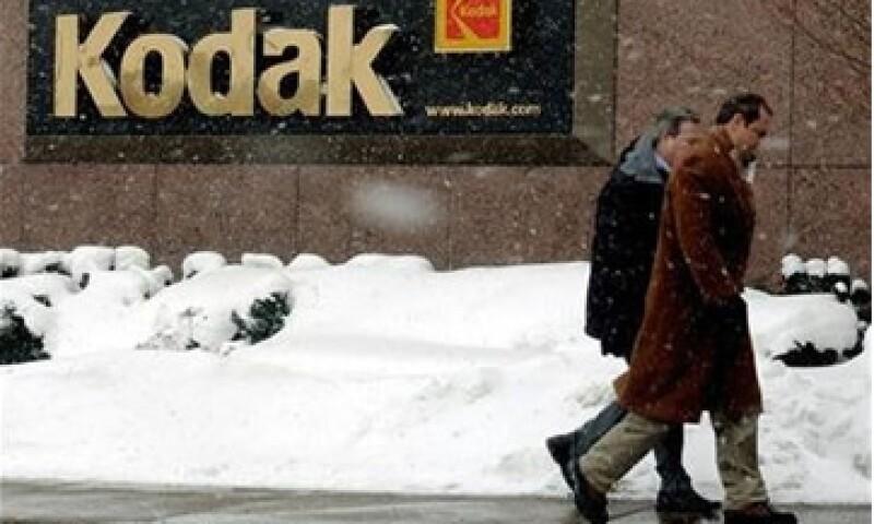 Las acciones de Kodak han perdido más de 85% de su valor en lo que va del año. (Foto: Reuters)