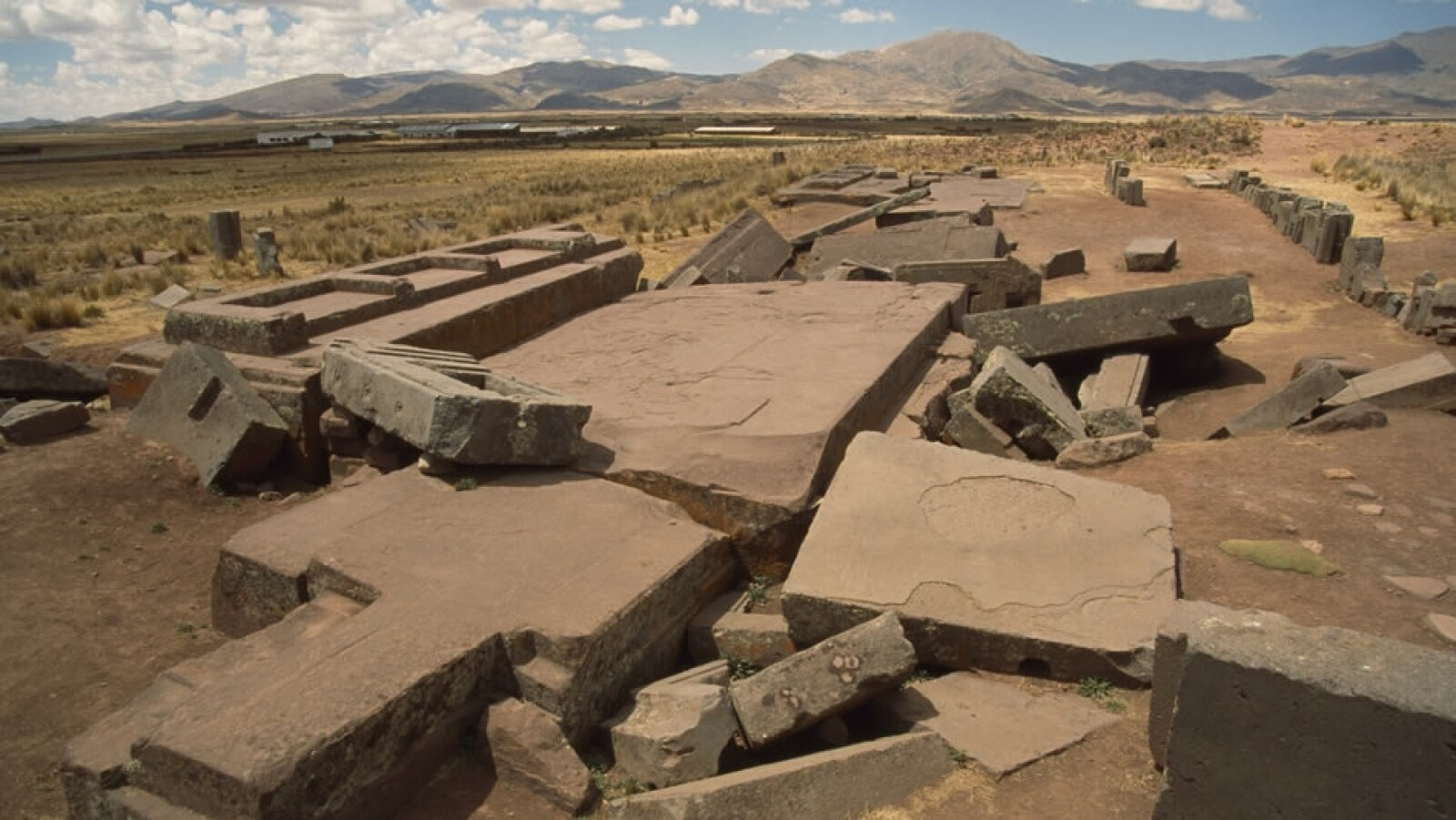 tiwanaku bolivia sitio