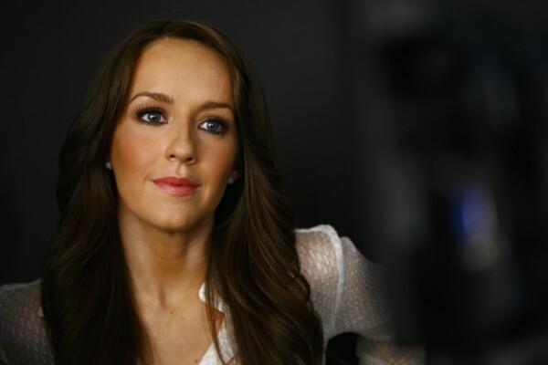 Jimena Pérez es una de las conductoras favotiras de la televisión.