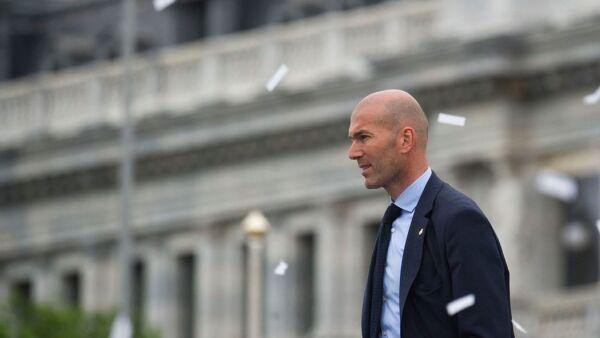 Zidane números