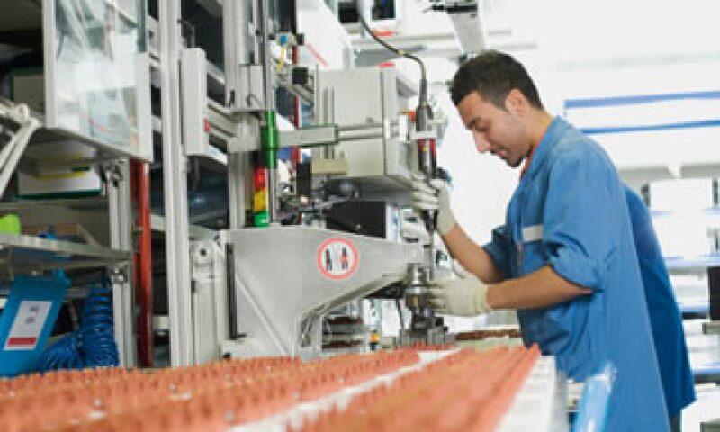 La lectura de Markit se basa en respuestas de cerca de 85% de los manufactureros en el país. (Foto: Getty Images)